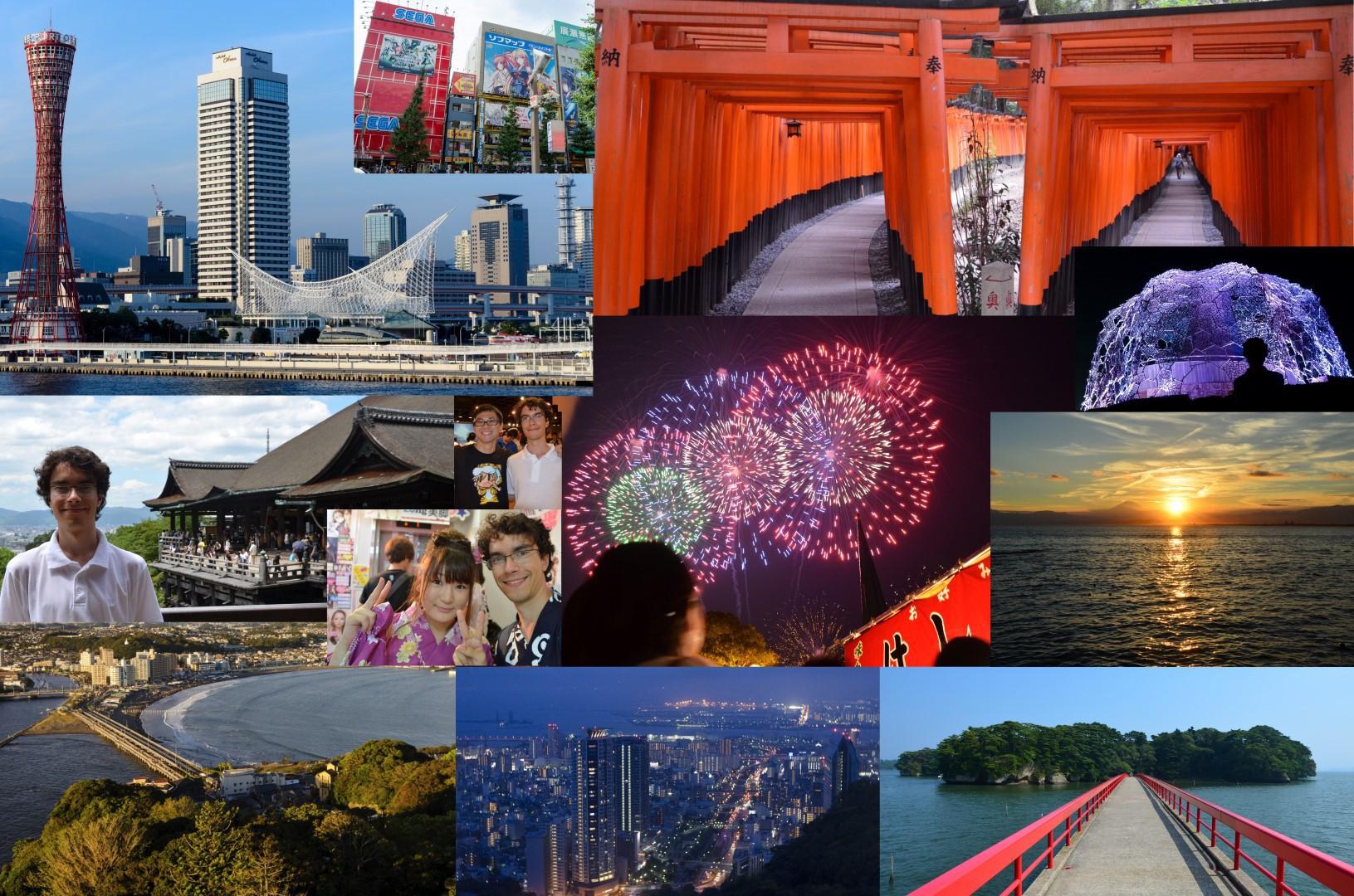 Collage-Japan
