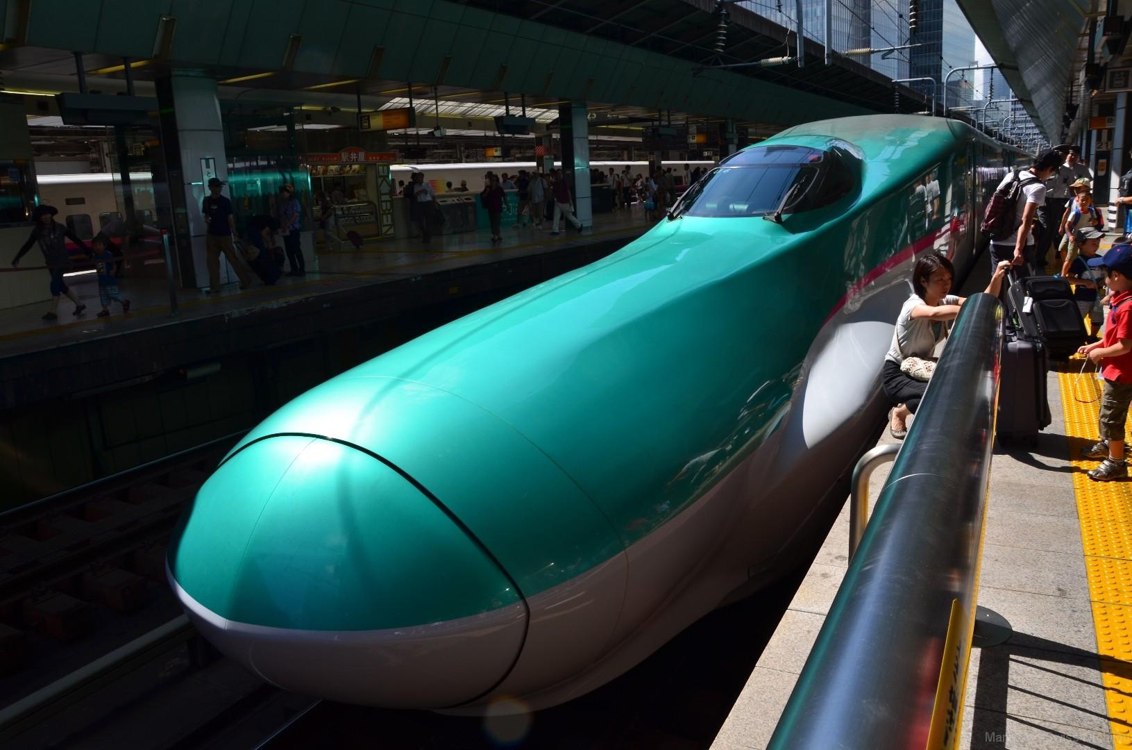 Hayabusa-Shinkansen