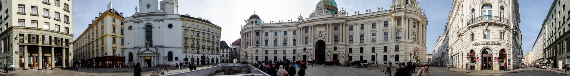 Panorama-Hofburg
