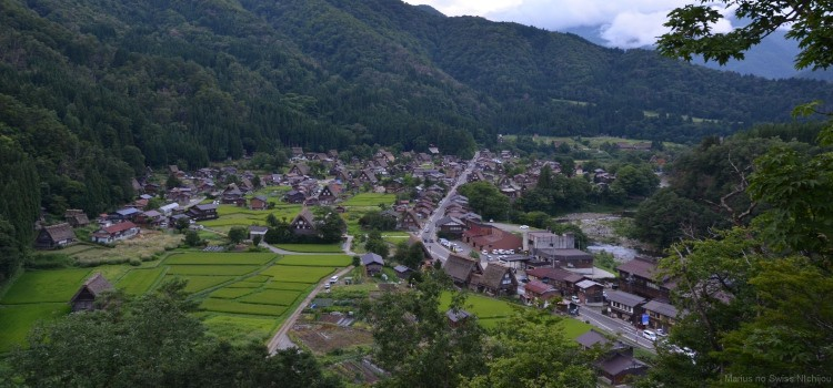 Das schönste, abgelegenste Dorf Japans