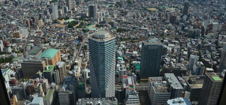 In der Business-Class nach Tokyo