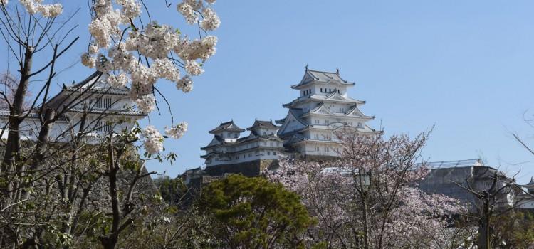 J16 #11: Himeji & Kyoto