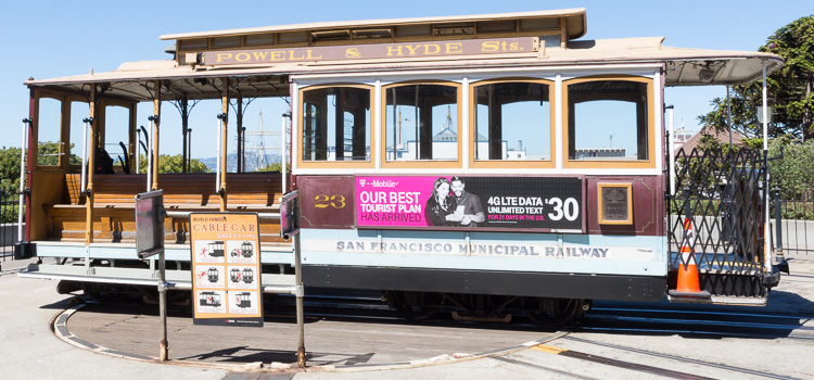 Clam Chowder, cable cars and companies