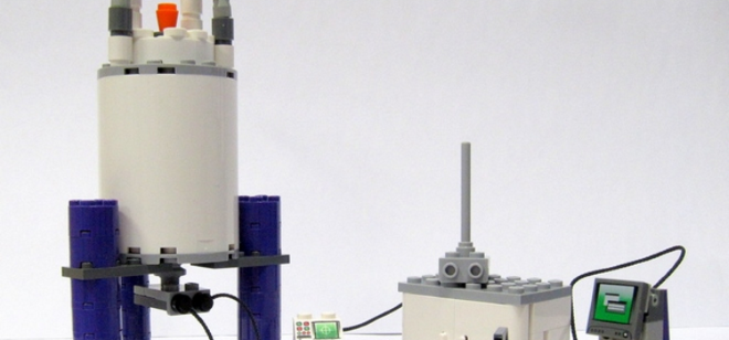 LEGO NMR Spectrometer