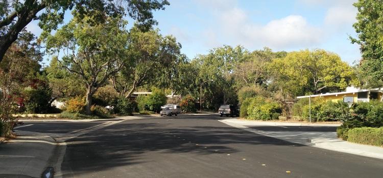Living in Palo Alto