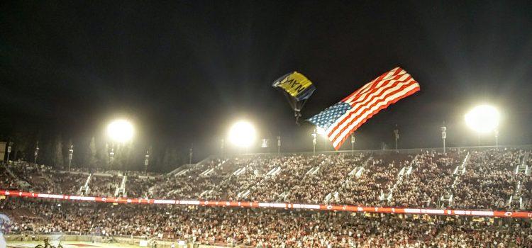 Go Stanford!