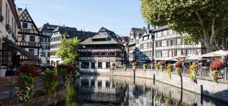 Asia 2018 Trip – Strasbourg