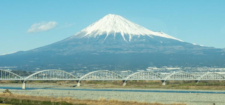Japan 2020 #05: Osaka to Tokyo