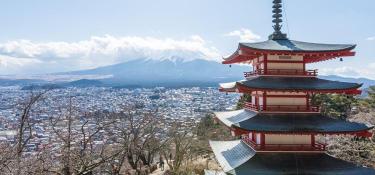 Japan 2020 #08: Kawaguchiko / Fuji