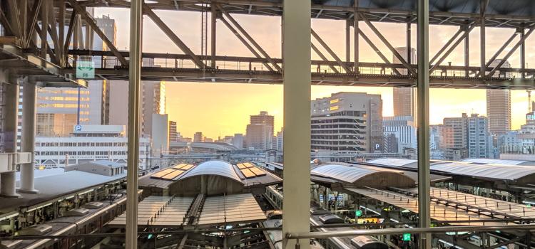 Japan 2020 #14: Osaka Shopping